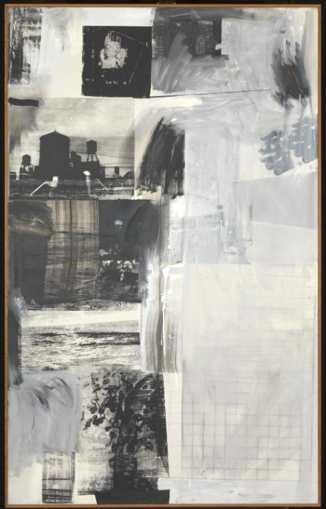 Almanac 1962 by Robert Rauschenberg 1925-2008
