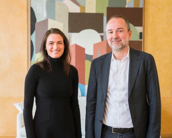 Bekanntgabe der Architektur-Biennale-Kommissarin Verena Konrad
